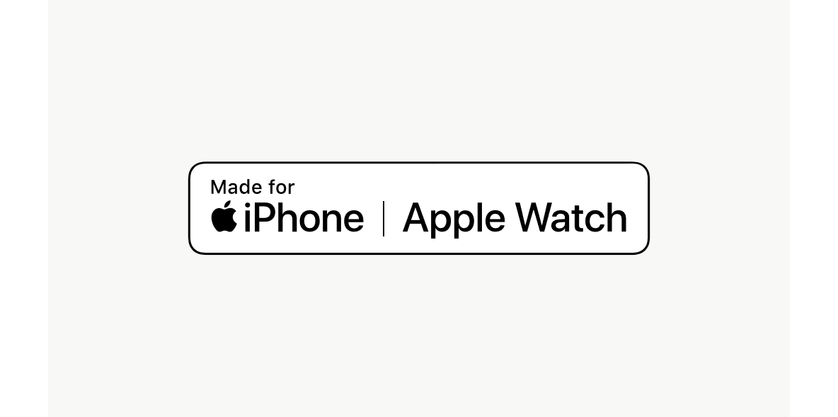 Made for iPhone and Apple Watch icon